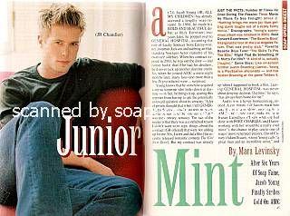 Jacob Young (JR Chandler, AMC)