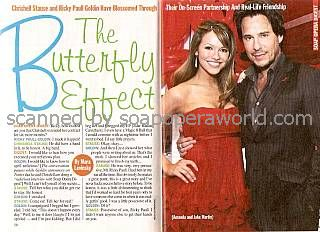 Chrishell Stause & Ricky Paull Goldin of AMC