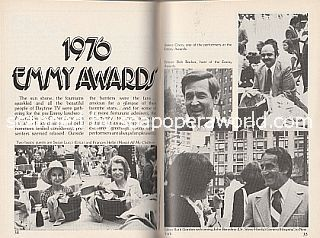 Coverage of the 1976 Daytime Emmy Awards