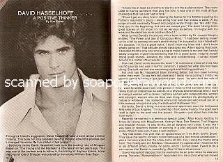 David Hasselhoff (Snapper, Y&R)