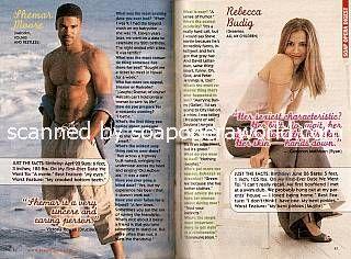 Soaps' Sexiest Men & Women