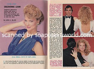 Interview with Leann Hunley (Anna DiMera on Days Of Our Lives)