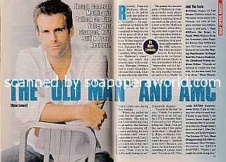 Interview with Cameron Mathison (Ryan on All My Children)