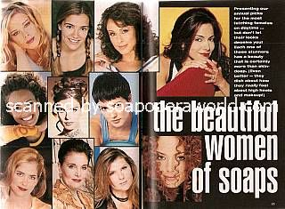 Soaps' Most Beautiful Women