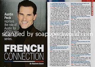 Interview with Austin Peck (Austin on Days Of Our Lives)