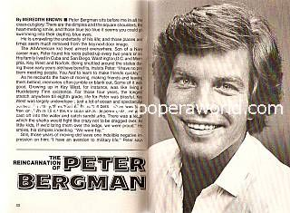 Interview with Peter Bergman (Cliff Warner on All My Children)