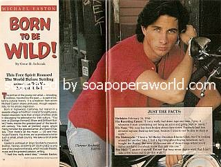 Michael Easton (Tanner, DAYS)