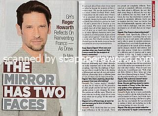 Interview with Roger Howarth (Franco on General Hospital)