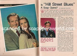 Is Hill Street Blues A Soap Opera?