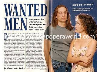Cover Story:  Wanted Men