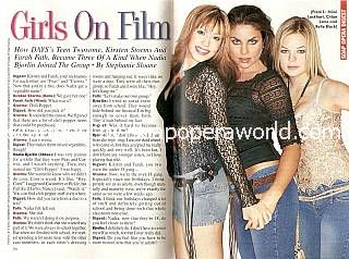 Interview with Farah Fath, Nadia Bjorlin & Kirsten Storms (Mimi, Chloe & Belle on Days Of Our Lives)