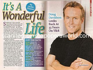 Interview with Doug Davidson (Paul on The Young & The Restless)