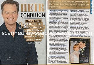 Interview with Wally Kurth of General Hospital