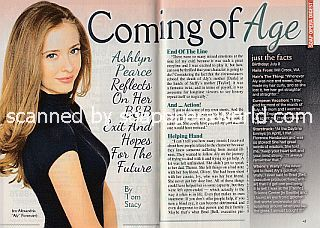 Interview with exiting B&B star Ashlyn Pearce (ex-Aly Forrester on The Bold and The Beautiful)