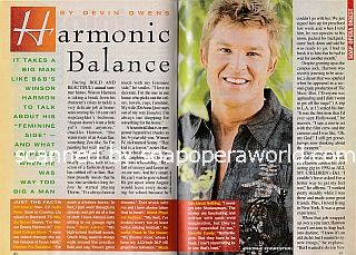 Interview with Winsor Harmon (Thorne on The Bold and The Beautiful)