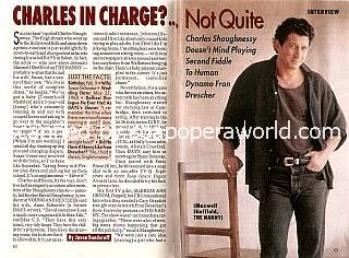 Interview with Charles Shaughnessy (ex-Shane, Days Of Our Lives)