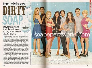 The Dish on Dirty Soap