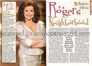 Suzanne Rogers (Maggie, DAYS)