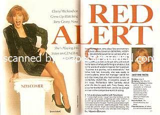 Interview with Cheryl Richardson (Jenny Eckert on General Hospital)