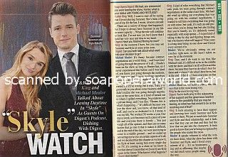 Interview with Michael Mealor & Hunter King of Y&R