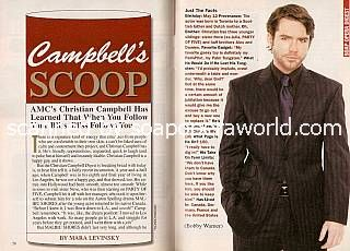 Christian Campbell (Bobby, AMC)