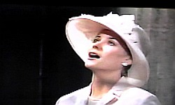 McKenzie Westmore as Sheridan on Passions