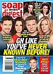 1-15-18 Soap Opera Digest CHANDLER MASSEY-BEST RECASTS