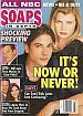 1-19-99 NBC Soaps In Depth ALISON SWEENEY-BRYAN DATTILO