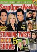 1-23-07 Soap Opera Weekly PAUL LEYDEN-MAURA WEST
