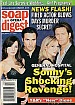 1-27-04 Soap Opera Digest KELLY MONACO-TED KING