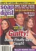 1-28-03 Soap Opera Digest LANE DAVIES-CRYSTAL CHAPPELL