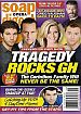 10-10-16 Soap Opera Digest LAURA WRIGHT-KELLY MONACO