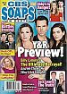 10-16-17 CBS Soaps In Depth GINA TOGNONI-MISHAEL MORGAN