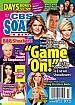 10-25-10 CBS Soaps In Depth MAURA WEST-PETER BERGMAN