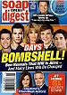 10-9-17 Soap Opera Digest CHANDLER MASSEY-JAMES DEPAIVA