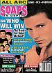 11-3-98 ABC Soaps In Depth STEVE BURTON-CATHERINE HICKLAND