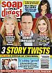 11-21-16 Soap Opera Digest JUDI EVANS-HUNTER KING