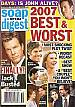 12-11-07 Soap Opera Digest BEST & WORST 2007-LAURA WRIGHT