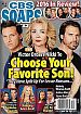 12-12-16 CBS Soaps In Depth JOSHUA MORROW-STEVE BURTON