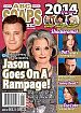 12-22-14 ABC Soaps In Depth BILLY MILLER-CONSTANCE TOWERS