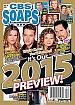 12-29-14 CBS Soaps In Depth DON DIAMONT-2015 PREVIEW