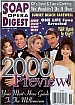 1-4-00 Soap Opera Digest ANTHONY GEARY-GENIE FRANCIS