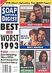 1-4-94 Soap Opera Digest The BEST & WORST of 1993