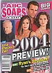 1-6-04 ABC Soaps In Depth BILLY WARLOCK-TY TREADWAY
