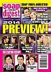 1-6-14 Soap Opera Digest 2014 PREVIEW-MAURA WEST