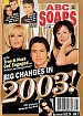 1-7-03 ABC Soaps In Depth CATHERINE HICKLAND-TY TREADWAY