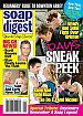 1-7-13 Soap Opera Digest ALISON SWEENEY-DOWNTOWN ABBEY