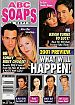 1-9-01 ABC Soaps In Depth MAURICE BENARD-EDEN RIEGEL