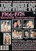 1978 Best of Daytime TV 12th ANNIVERSARY ISSUE