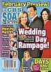 2-13-12 CBS Soaps In Depth GENIE FRANCIS-STACY HAIDUK